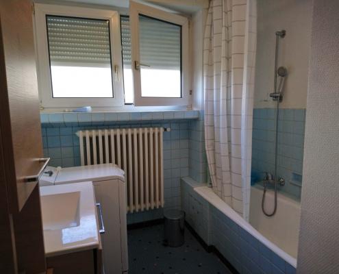Location meublée salle de bain Terville